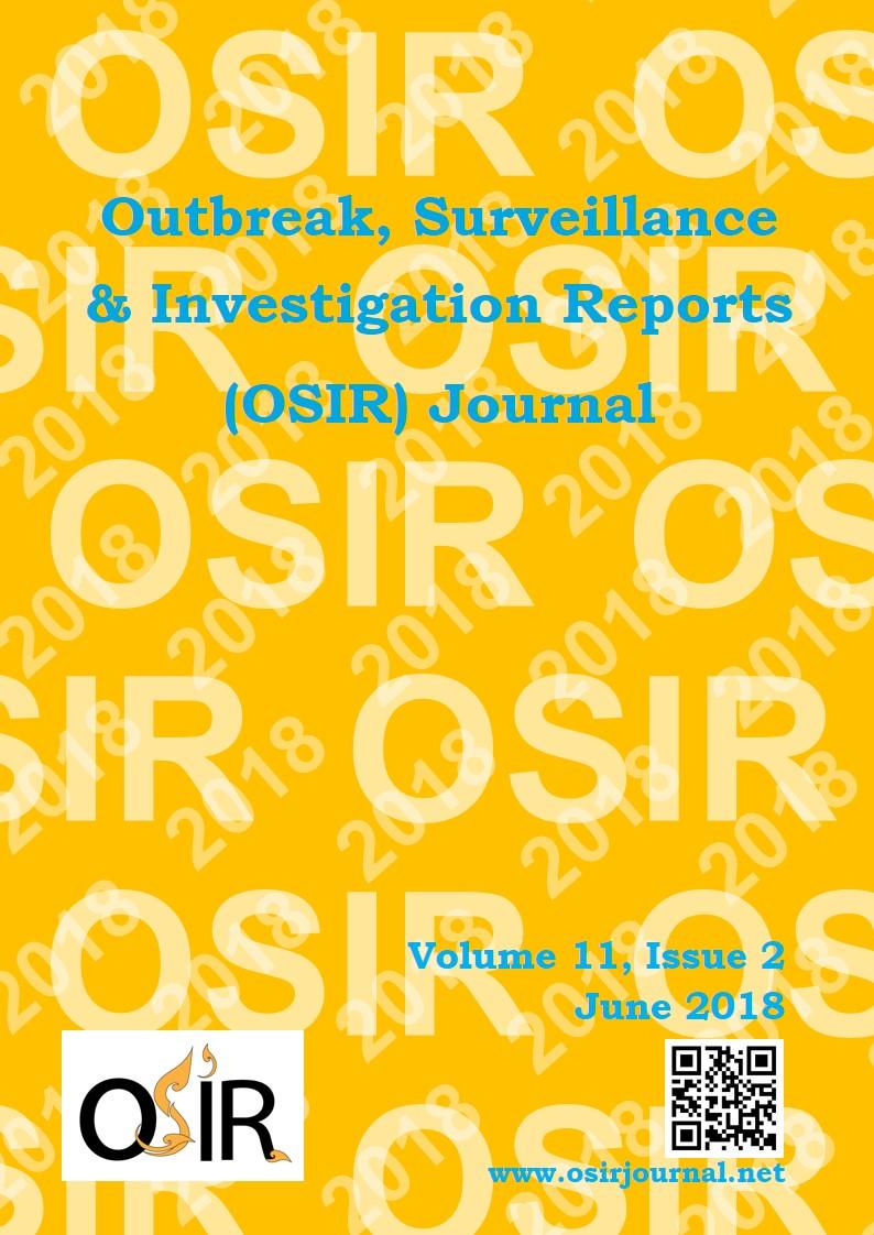 Bayesian Statistics in Epidemiological Investigations | OSIR Journal